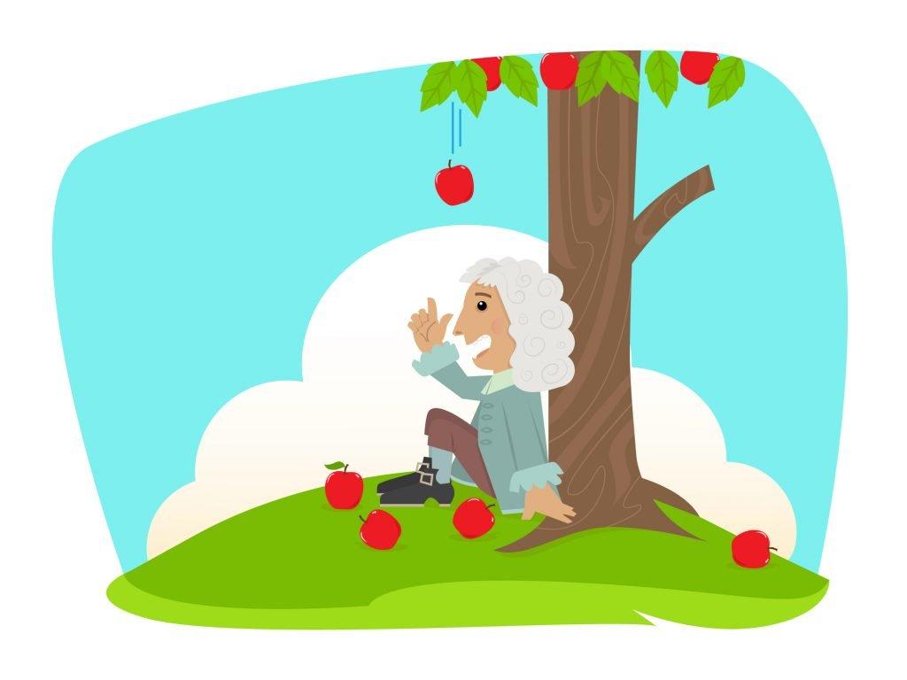 Sir Isaac Newton essay in English